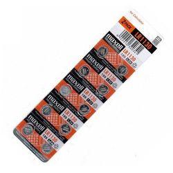 10 x bateria alkaliczna mini Maxell G10 / LR1130 / 189 - produkt z kategorii- Baterie