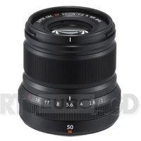 Fujinon XF 50mm f/2 R WR (czarny) - produkt w magazynie - szybka wysyłka!