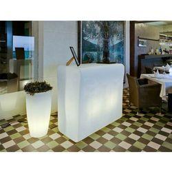 NEW GARDEN barek CRETA C biały - LED