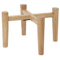 Goodhome Stojak drewniany 19 cm