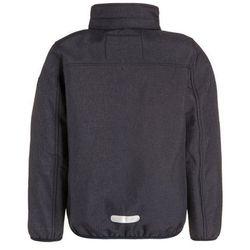 Outburst Kurtka Softshell marine melange/lime - produkt z kategorii- kurtki dla dzieci