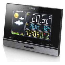 Stacja Meteo Hyundai WS 2303 Czarna