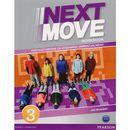 Next Move 3 Workbook. Przygotowanie do egzaminu gimnazjalnego, oprawa broszurowa