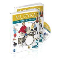 Muzyka. Nuty, smyki i patyki. Klasa 5. Podręcznik z ćwiczeniami. Części 1-2 z CD (9788302134715)