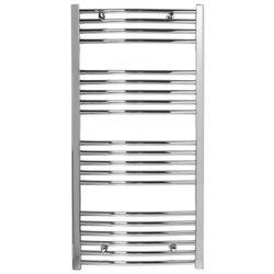 Grzejnik łazienkowy york - wykończenie zaokrąglone, 600x1200, owany marki Thomson heating