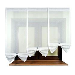 Firana gotowa Panel sable ANTIGA rozmiar 60cm x140cm