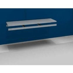 Unbekannt Dodatkowa półka w komplecie z trawersami i półką stalową,szer. 2000 mm