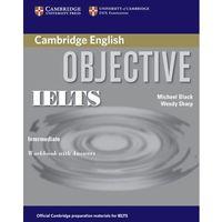 Objective IELTS, Intermediate, Workbook (zeszyt ćwiczeń) with Answers