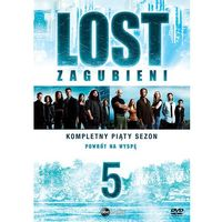 Lost: Zagubieni. Sezon 5 (5DVD)