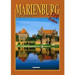 Malbork i okolice wersja niemiecka. Marienburg und Umgebung [Mieczysław Haftka], książka z kategorii Albumy