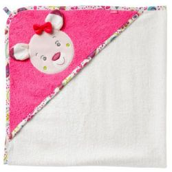 FEHN Ręcznik kąpielowy z kapturem Jelonek - Sweetheart z kategorii Ręczniki