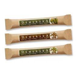 Cukier trzcinowy w paluszkach Demerara 1000szt/5g (słodzik)