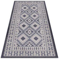 Modny winylowy dywan wewnętrzny Modny winylowy dywan wewnętrzny Styl retro