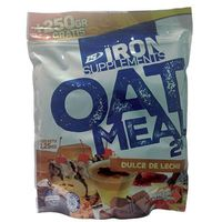 IRON SUPPLEMENTS Oat Meal - 2250g - Caramel