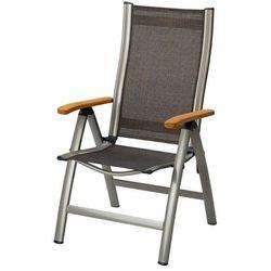 krzesło ass comfort cappuccino-champagne marki Rojaplast