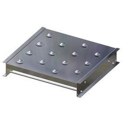 Gura fördertechnik Stół kulowy, wys. konstrukcji 110 mm, szer. przenośnika 500 mm, dł. 500 mm, podz