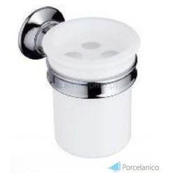 HANSGROHE AXOR MONTREUX Kubek do mycia zębów z uchwytem na szczoteczki 42034000 (4011097516301)