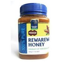 Manuka health new zealand Miód rewarewa 500 g
