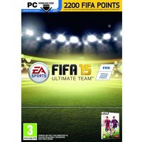 FIFA15 FIFA Ultimate Team 2200 Points z kategorii Kody i karty pre-paid