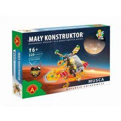 Alexander Mały konstruktor kosmos - musca
