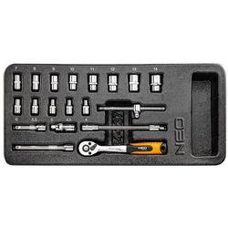 Zestaw kluczy nasadowych NEO 84-237