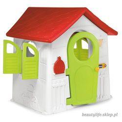 domek ogrodowy z dzwonkiem i skrzynką na listy marki Chicco