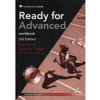 Ready for Advanced. Ćwiczenia bez Klucza + CD, oprawa miękka