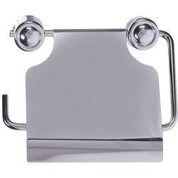 Uchwyt na papier toaletowy Sarmiento, srebrny, 688196