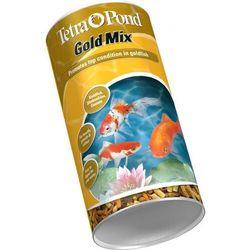 pokarm pond goldfish mix 1 l - darmowa dostawa od 95 zł! marki Tetra