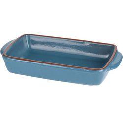 Ceramiczna forma do pieczenia, kolor niebieski (5902973403398)