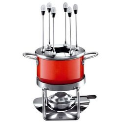 Silit - Zestaw do fondue 16 cm - Energy Red