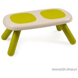 Ławka dla dzieci Smoby w kolorze zielonym