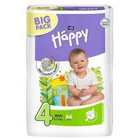 Pieluszki Bella Baby Happy Maxi (4) 8-18 kg - 66 szt. BIG PACK Promocja Promocja