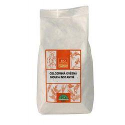 Mąka owsiana pełnoziarnista błyskawiczna BIO 300g - BIOHARMONIE z kategorii Mąki