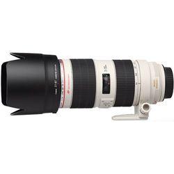 Obiektyw CANON EF 70-200MM 2.8L IS USM II (2751B005) - produkt z kategorii- Obiektywy fotograficzne