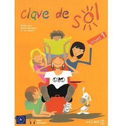 Clave De Sol 1 Libro Del Alumno Z Płytą Cd (ilość stron 80)