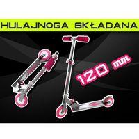 Hulajnoga dla dzieci Spartan 120 mm - produkt z kategorii- Hulajnogi dla dzieci