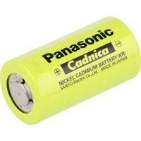 Akumulator specjalny  n-3000cr, nicd, 3000 mah, 1.2 v, 1 szt. marki Panasonic
