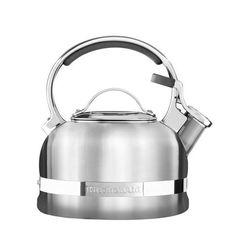 Kitchenaid - czajnik nieelektryczny 1,9 l kolor: stalowy