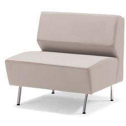Moduł prosty sofy szary 1200mm, kolor szary
