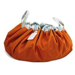El minio Flexi bag - pojemna i wygodna torba na zabawki pomarańczowa