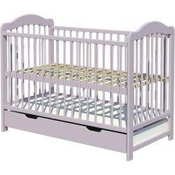 łóżeczko alek z szufladą szare odbierz swój rabat tylko dzisiaj! marki Piętrus