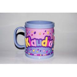 Kubek imienny dla dziecka, Klaudia - produkt dostępny w Smyk