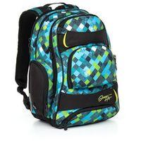Plecak młodzieżowy Topgal HIT 869 E - Green (8592571006298)