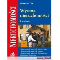 Wycena nieruchomości, Żak Mirosław