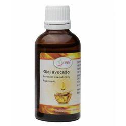 Olej avocado surowiec kosmetyczny 100ml - produkt z kategorii- Pozostałe kosmetyki do ciała