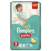 Pampers Pieluchomajtki Active Baby Pants Junior - Jumbo Pack (48 szt.), kup u jednego z partnerów