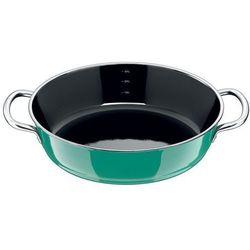Silit - patelnia do smażenia i serwowania Ocean Green 24 cm, kolor zielony