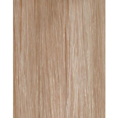 Beauty Works 100% Remy Colour Swatch Hair Extension - Champagne Blonde 613/18 oferta ze sklepu Look Fantastic International