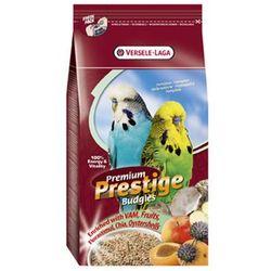 Versele laga  prestige premium budgies - pełnowartościowy pokarm dla papug falistych 1kg, kategoria: pokarmy dla ptaków